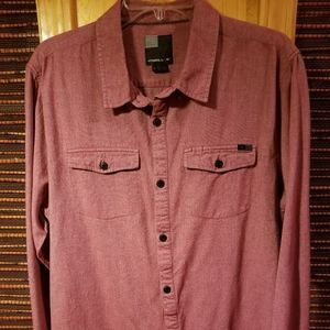 O'Neill casual button down shirt
